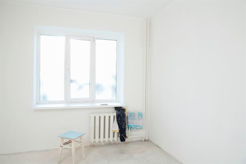 צביעת דירה קטנה